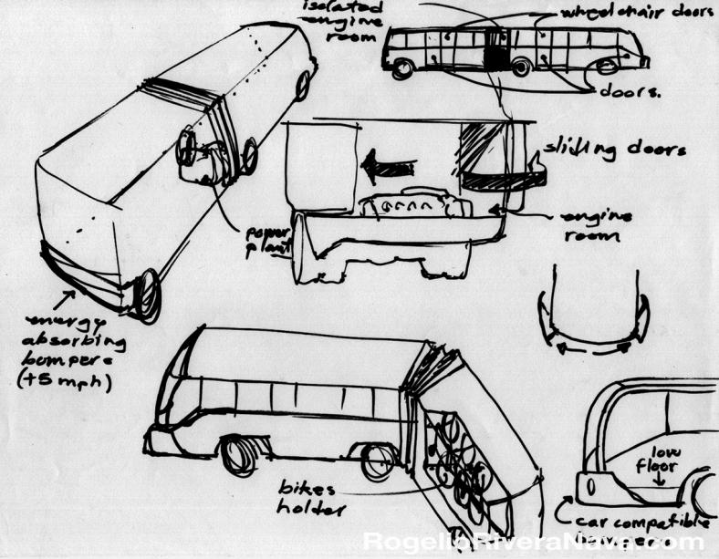 Sketch by Rogelio Rivera Nava (circa February 2001) / rogelioriveranava.com