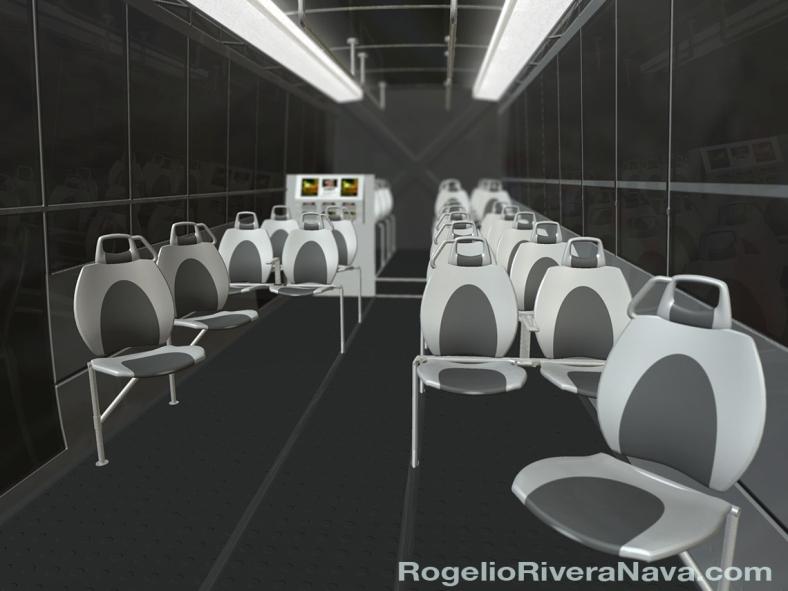 3D rendering by Valerio Landa / www.valeriolanda.com / (May 2001) / rogelioriveranava.com